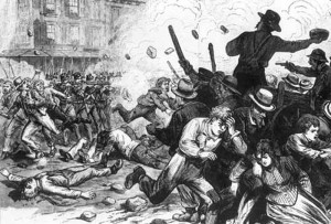 1876 Railroad Strike Massacre US
