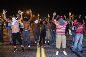 Outrage after murder of mike-brown-ferguson