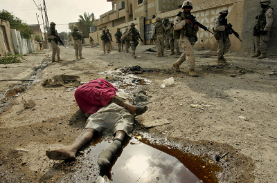 US Govt. atrocities_Fallujah, Iraq