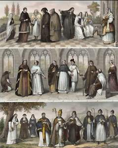 religious orders and the medieval state
