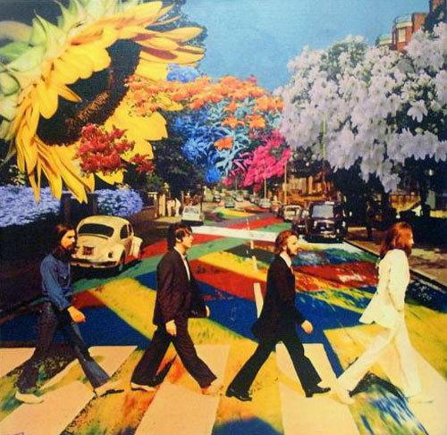 Beatles psychedelics