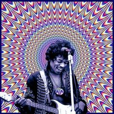 Hendrix and Acid